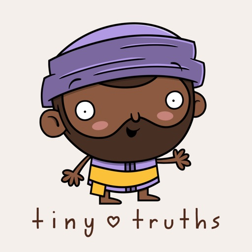Tiny Truths - Zacchaeus