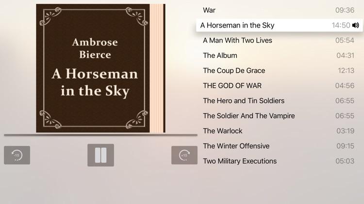 War AudioBooks Pro