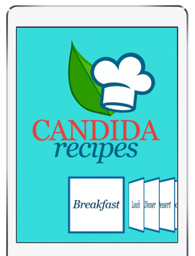 ‎Candida Diet Recipes