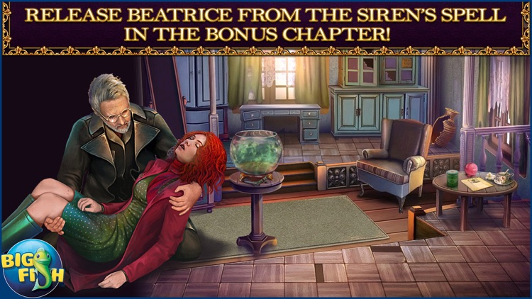 Shiver: Lily's Requiem - A Hidden Objects Mystery screenshot-3