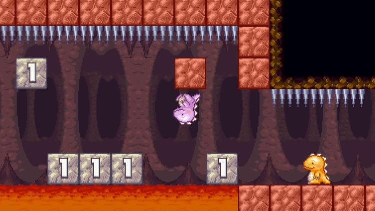 Dinofour screenshot-3
