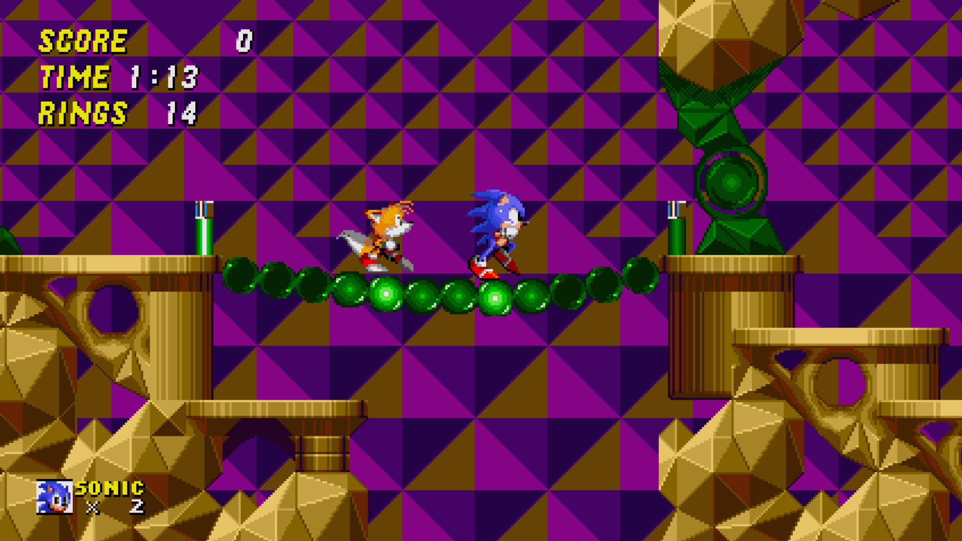 Sonic The Hedgehog 2 Classic screenshot 12
