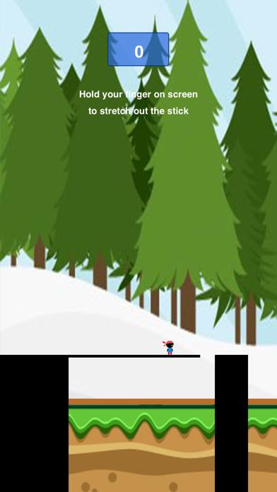 download Pocket Bridge Dude Ninja - Hold Stick to Reach Tower apps 3