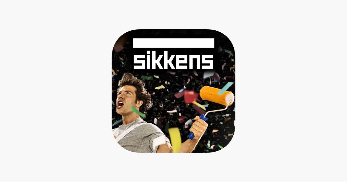 Sikkens it su app store for App per progettare casa gratis