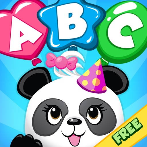 Lola's ABC Party FREE - Learn to Read iOS App