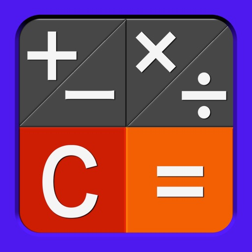 Calculator PVD icon