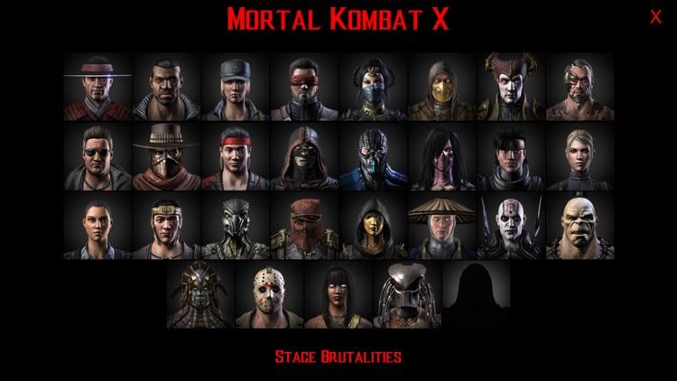Fatalities lite - Mortal Kombat Edition