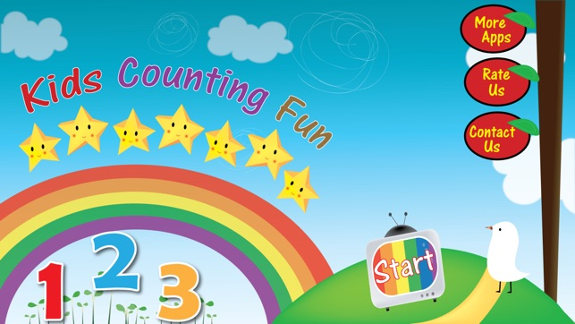 Kids Counting Fun & Math IQ Numbers preschool education on the App Store