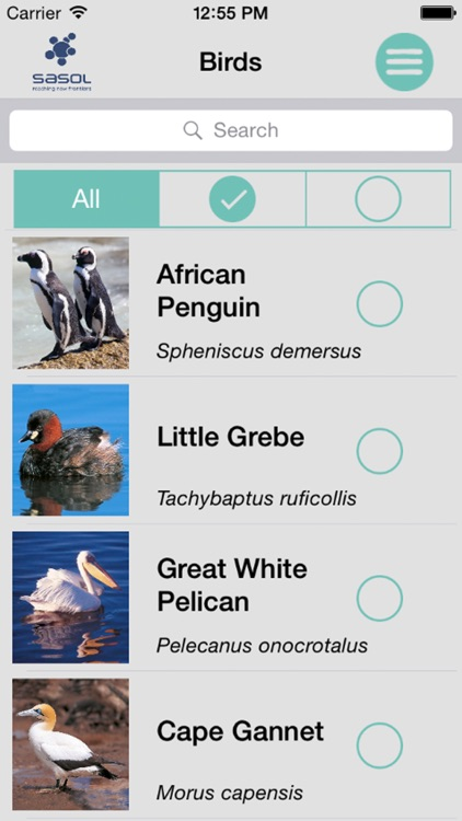 Sasol Common Birds for Beginners (Full): Quick facts, photos and videos of 46 common southern African birds screenshot-1