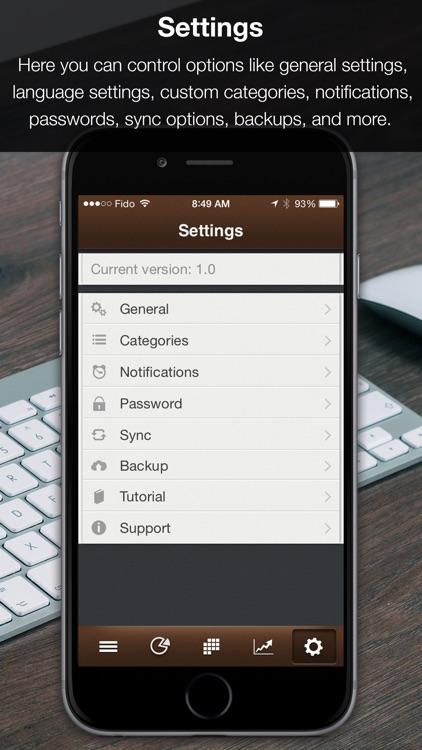 Schedule Planner Classic Pro screenshot-4