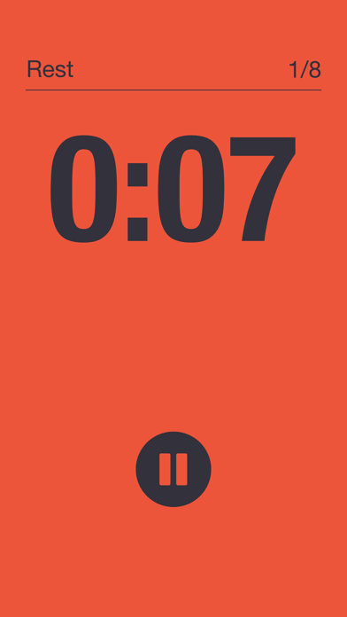 Bit Timer - Interval Timer for HIIT, Tabata, Crossfit, Running and Circuit Training
