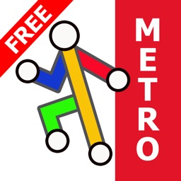 Barcelona Metro Free - Map and route planner by Zuti