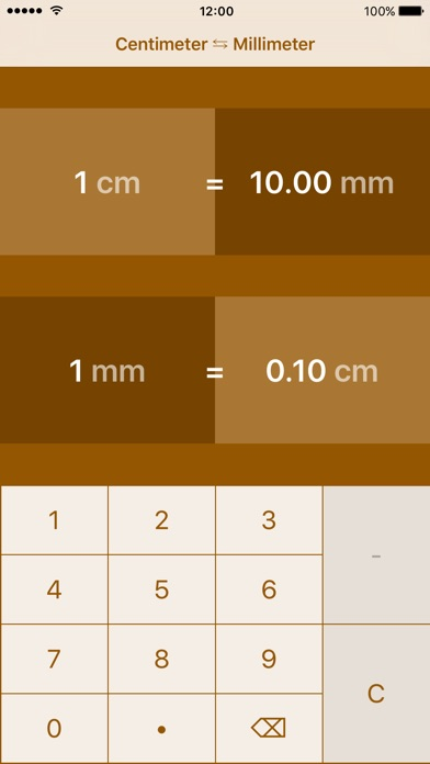 Screens3 For Centimeters To Millimeters Cm To Mm