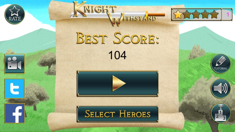 Knight Withstand screenshot-3
