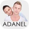Adanel - red social para hombres gay
