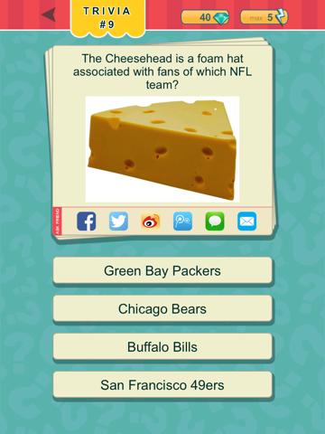 Trivia Quest™ Sports - trivia questions screenshot