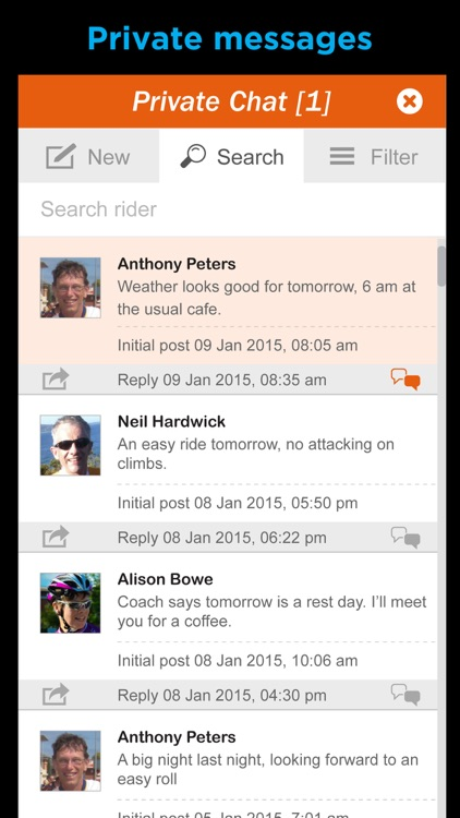 Bunchrides screenshot-3
