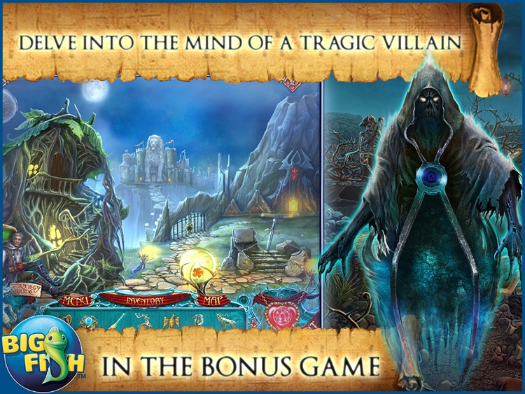 Reveries: Soul Collector HD - A Magical Hidden Object Game
