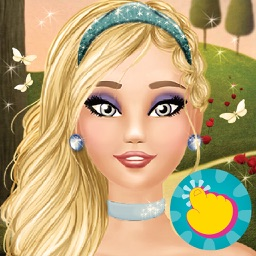 Princess Fashion Makeover - Design your fairy tale dress