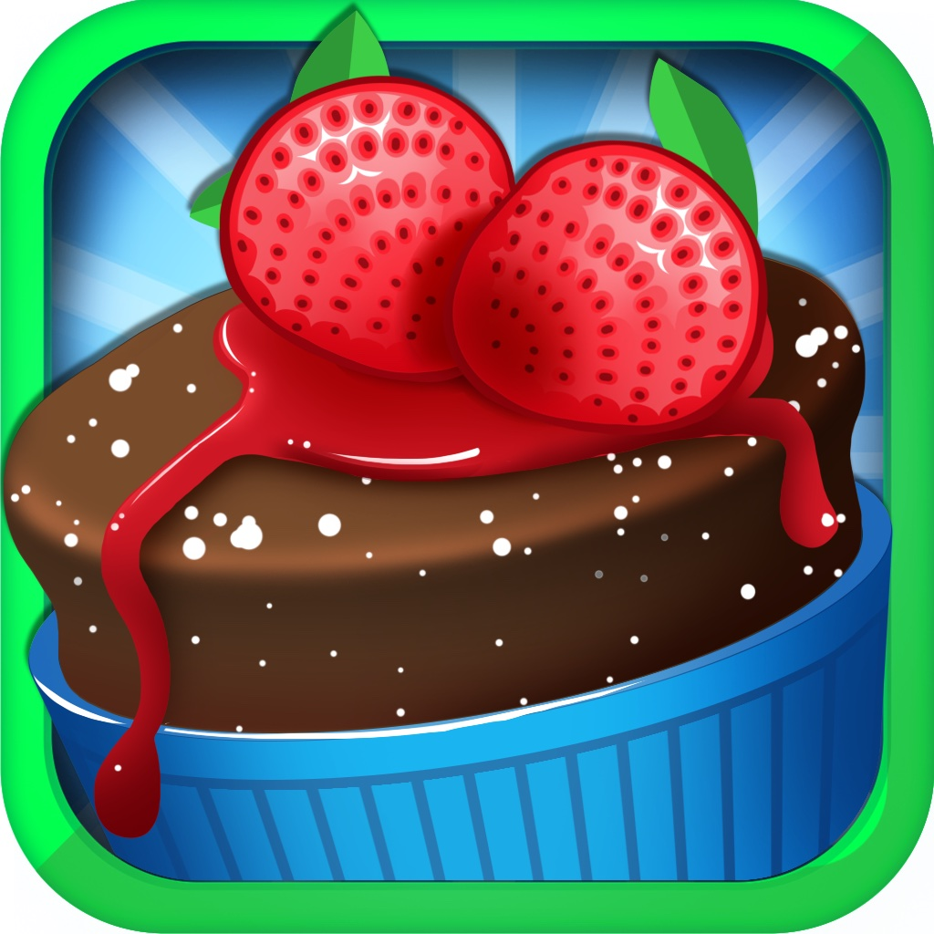 Awesome Souffle Cupcake Ice Cream Dessert Bakery Maker
