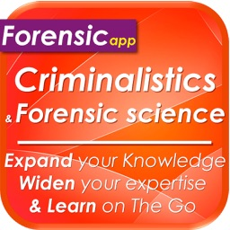 Forensic science & Criminalistics