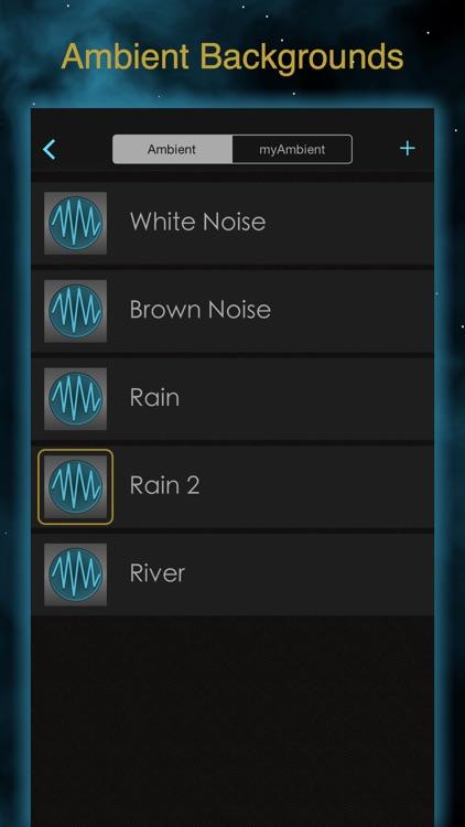 SleepFan: MyFans - Sleep Aid with Recorder screenshot-3