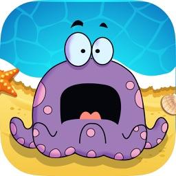 Octopus Wrap : Mr Dash up hero crossy waves