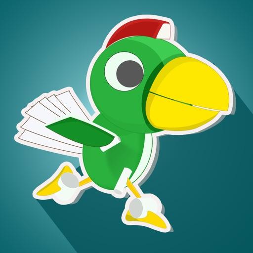 メガ鳥空気ジャンプレースプロ - ゲーム無料アプリ車レースおもしろのバイク携帯運転手カーレーシング人気リアル大型トラッ