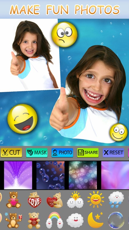 Photo Cut and Stickers screenshot-3