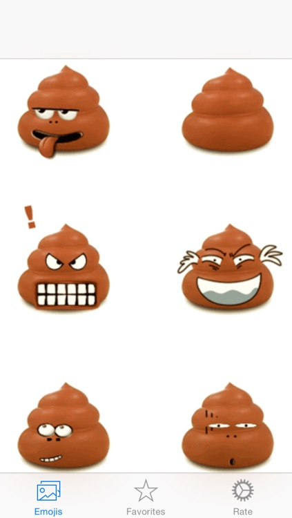Animated Poo