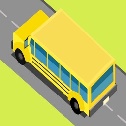 Beware! School Bus Traffic Madness