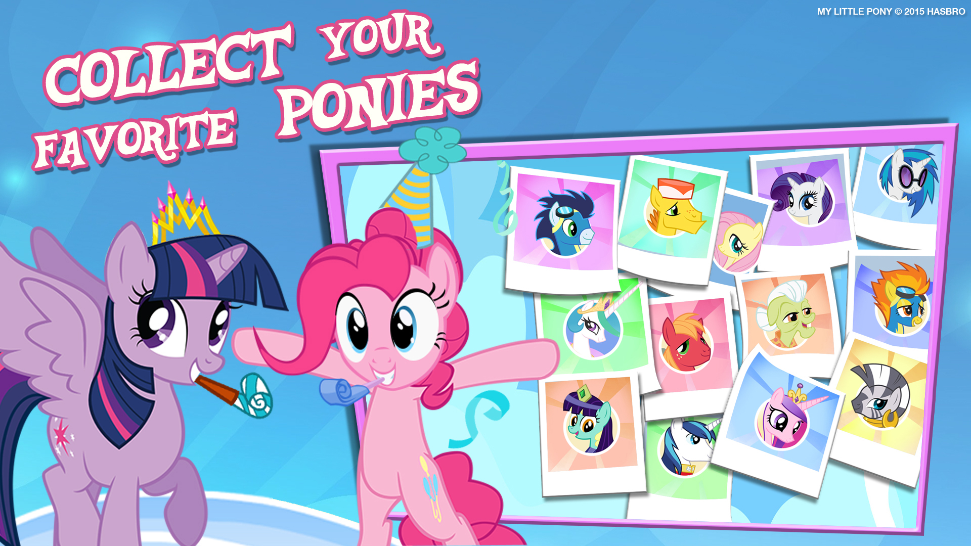 MY LITTLE PONY: MAGIC PRINCESS screenshot 13