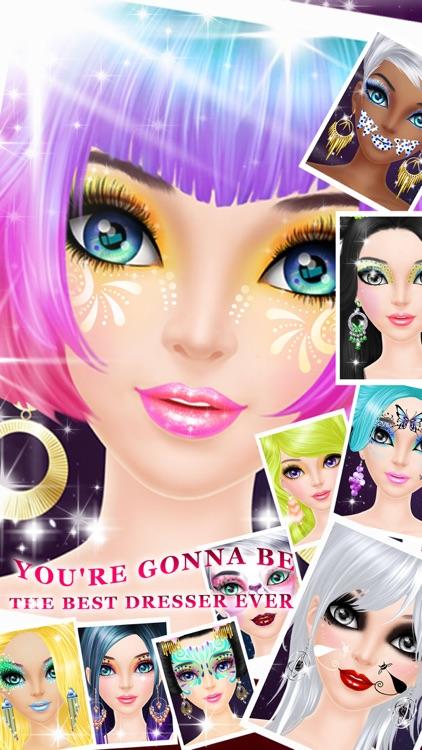 Make Up Me - Girls Makeup, Dressup and Makeover Games screenshot-3