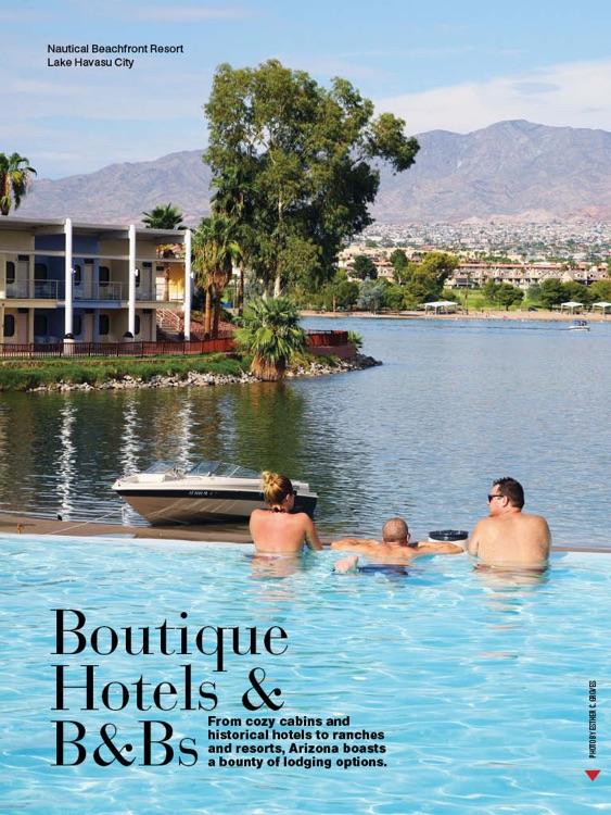 Phoenix Magazine 2015 Arizona Travel Guide
