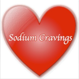Sodium Cravings – Control blood pressure with Sodium Tracker that manages salt food craving and enables healthy food choices