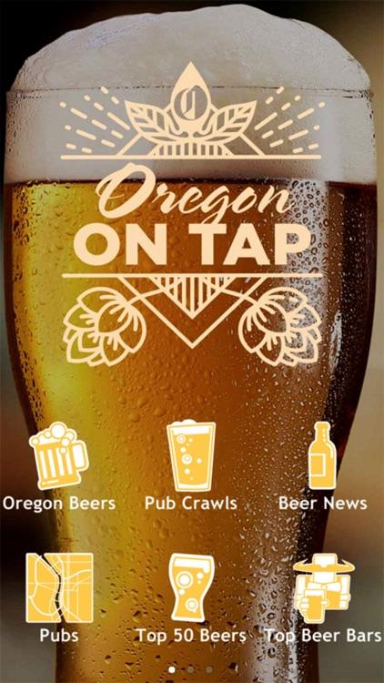 Oregon On Tap