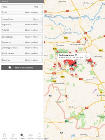 Screenshot of Overduyn NVM makelaars