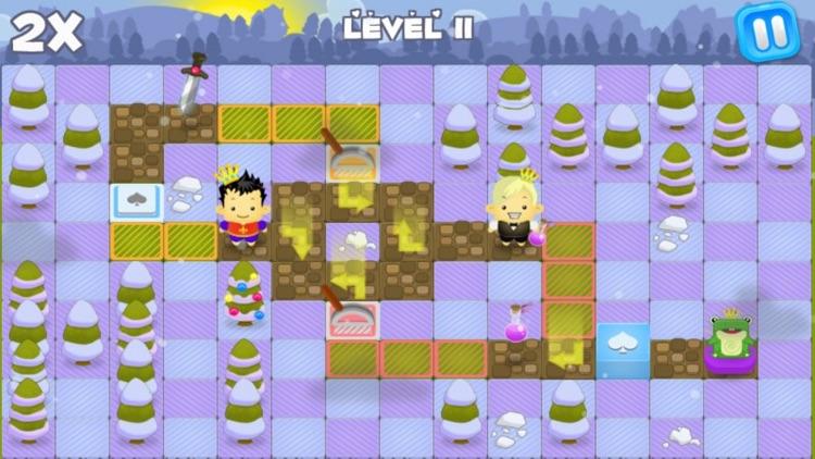 Save The Princess: Love Triangle screenshot-4