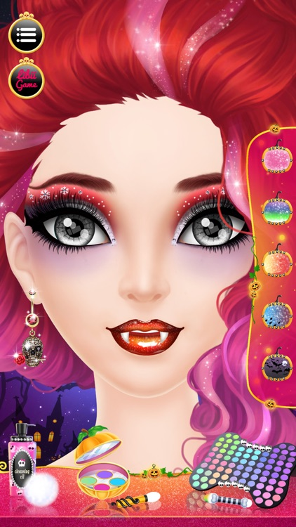Make Up Me: Halloween - Girls Makeup, Dressup and Makeover Game