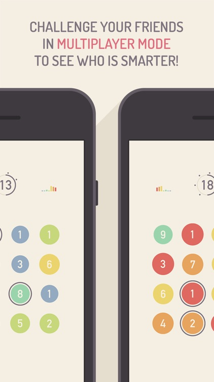 GREG - A Mathematical Puzzle Game To Train Your Brain Skills screenshot-3