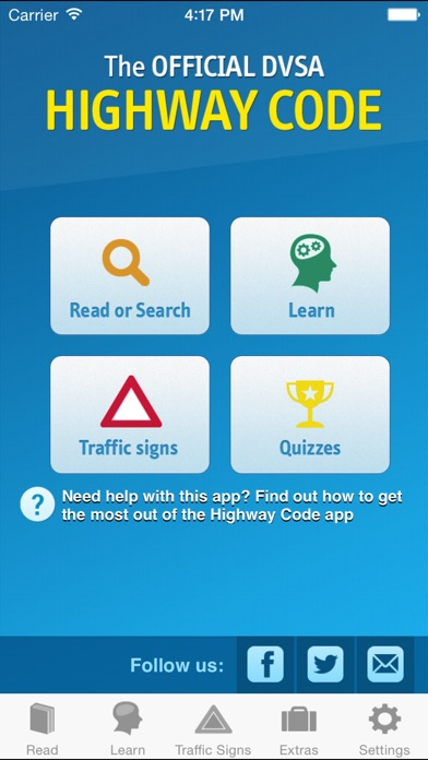 Screenshot for The Official DVSA Highway Code in United Kingdom App Store