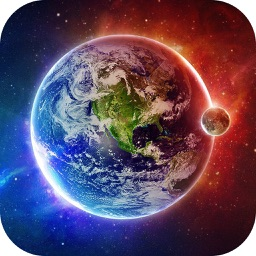 Galaxy Space Wallpapers & Backgrounds Pro - Custom Home Screen Maker with HD Pictures of Astronomy & Planet