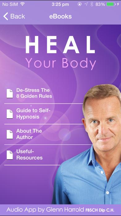 Heal Your Body by Glenn Harrold: Hypnotherapy for Health & Self-Healingのおすすめ画像4