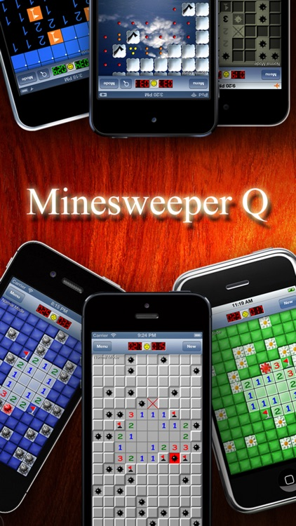 Minesweeper Q screenshot-0