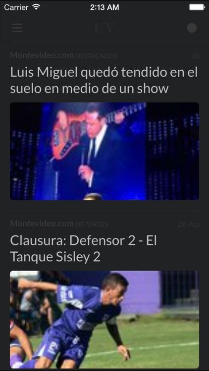 Periódicos UY - Los mejores diarios y noticias de la prensa en Uruguay screenshot-4