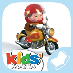 Mike's motorbike - Little Boy - Discovery