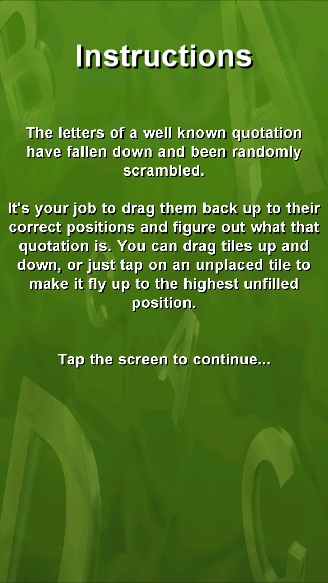 Screenshot #3 pour Topple! Lite