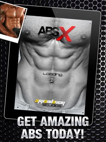 Ab Workout X PRO - Six-Pack Core Exercises & Abdomen Trainer-ipad-4