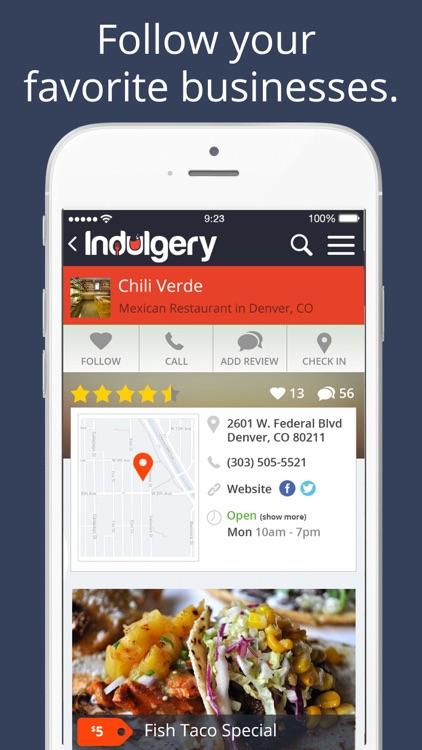 Indulgery screenshot-3