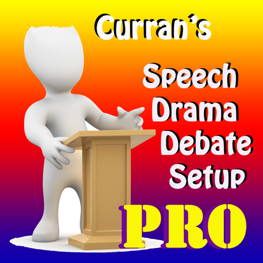 Currans Speech Drama Debate Setup Pro